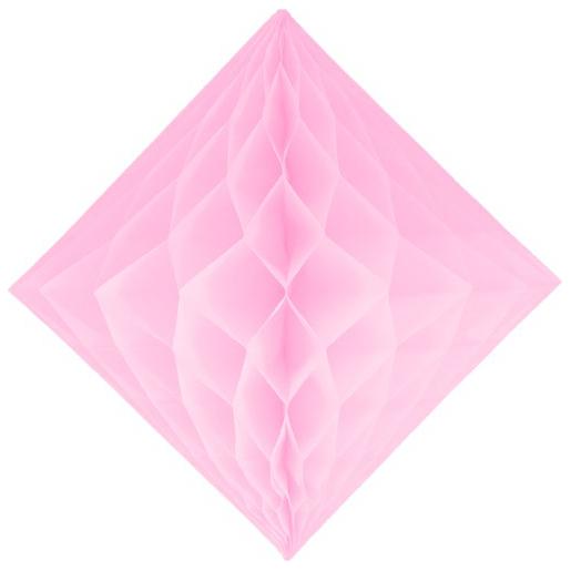 e diamond decoratin pink