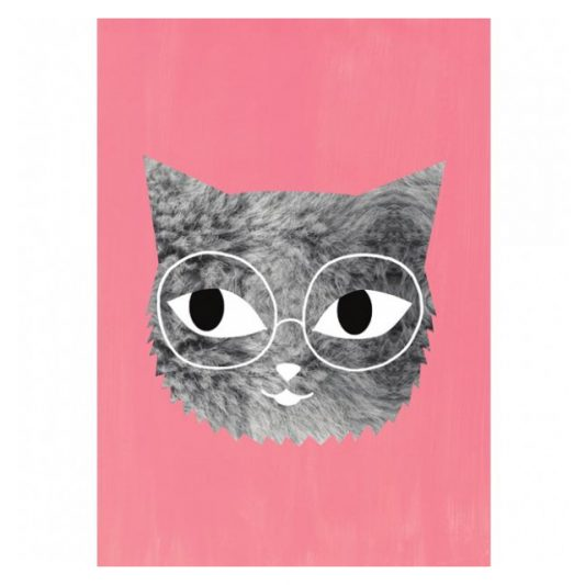 audrey-jeanne-fur-and-glasses-poster-by-omm-design