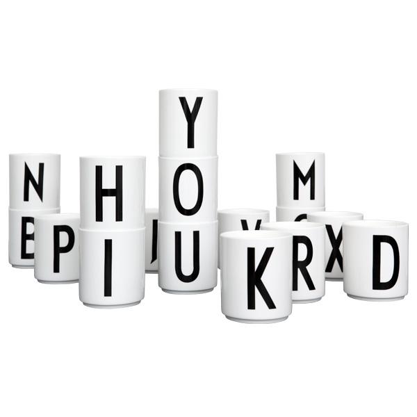 leo bella design letter arne jacobsen alphabet. Black Bedroom Furniture Sets. Home Design Ideas