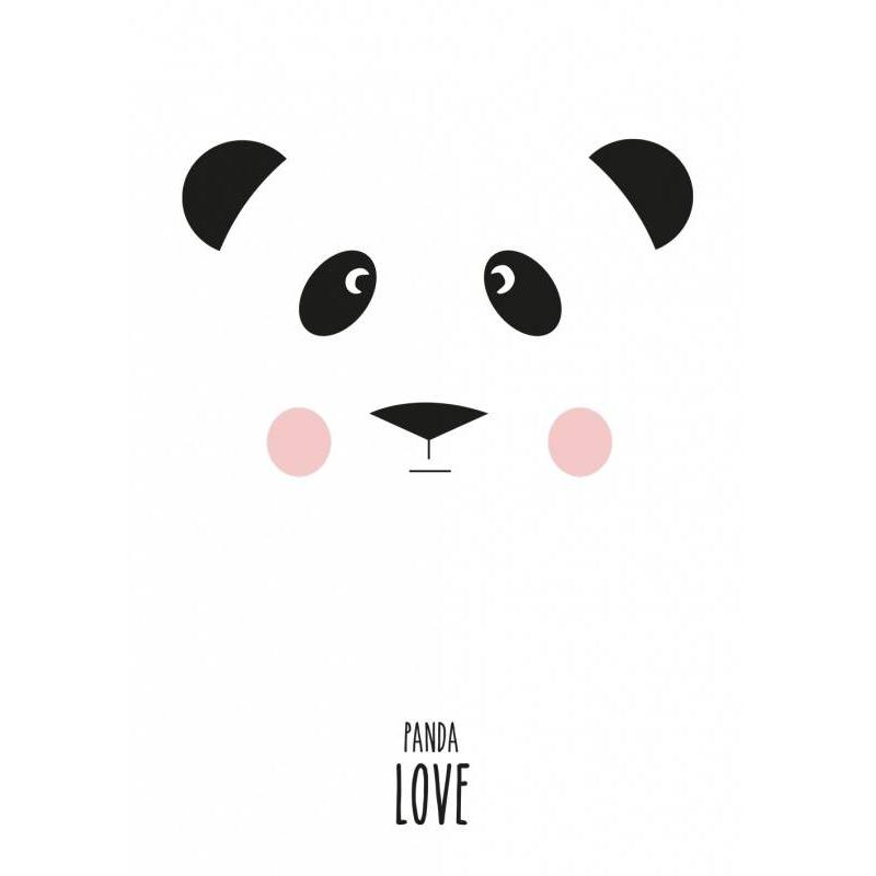 Leo Amp Bella Eef Lillemor Panda Love Print