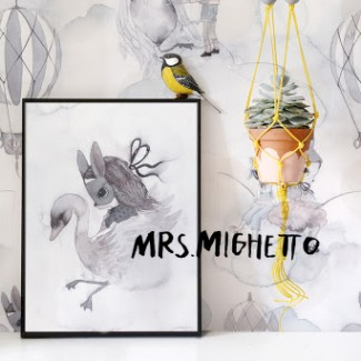 MRS MIGHETTO BANNER