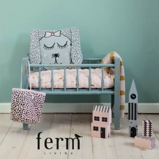 ferm living miss rabbit banner