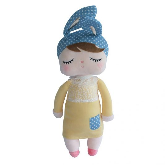 Swet Dreams Dolls - Sleeper Bunny Yellow Blue Ears