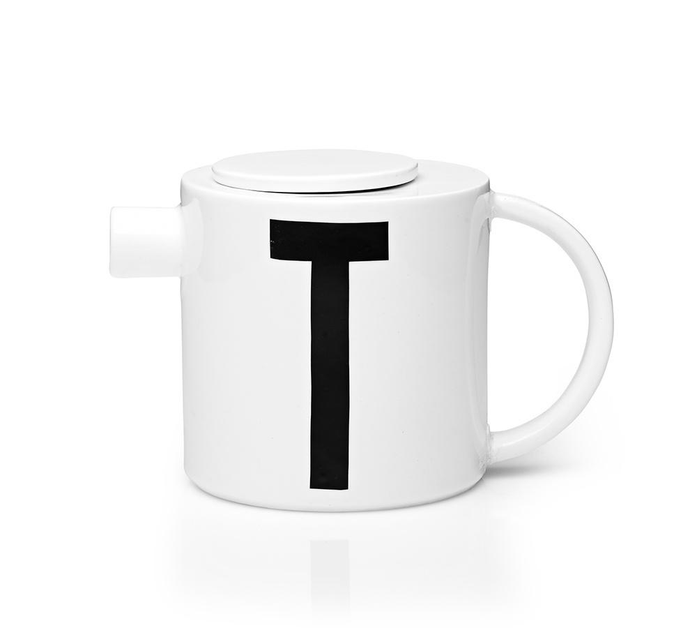 Leo amp Bella Design Letters Arne Jacobsen Tea Pot