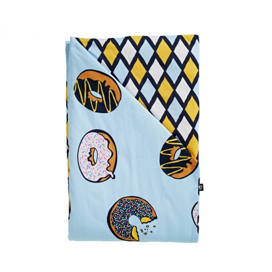 Krispy Dreme quilt cover