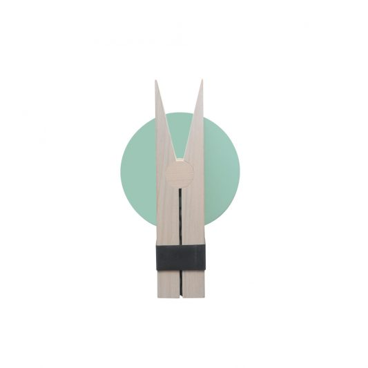 wall-clip-mint-green