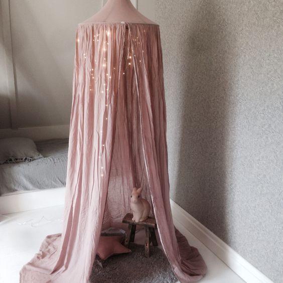 Leo Amp Bella Numero 74 Cotton Canopy Dusty Pink