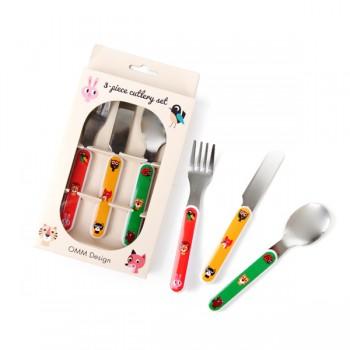 Omm Design Cutlery