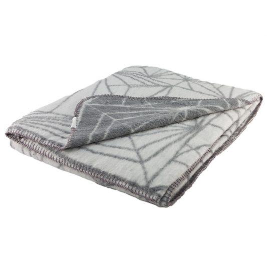FABGOOSE FROZEN GREY Blanket