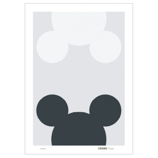COOEE DESIGN MOUSE POSTER
