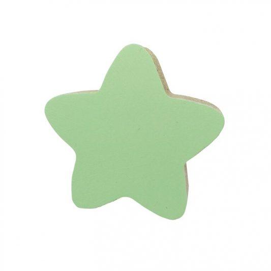 Knobbly - Mint Star Hook
