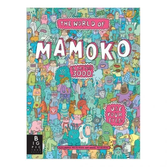 The World Of Mamoko in a year