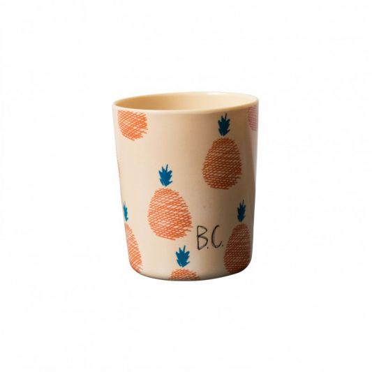 bobo-choses-melamine-cup-pineapple