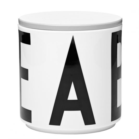 design letter multi jar grey