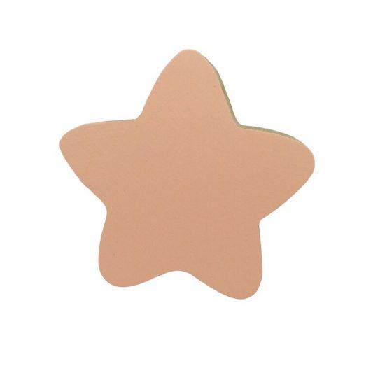 knobbly peach star
