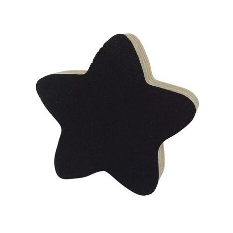 knobbly star black