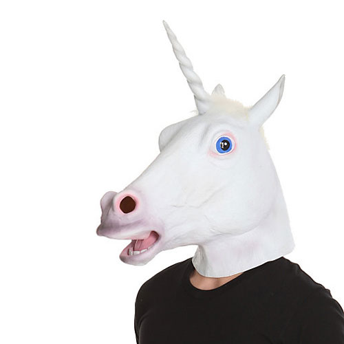 Leo Amp Bella Magical Unicorn Mask