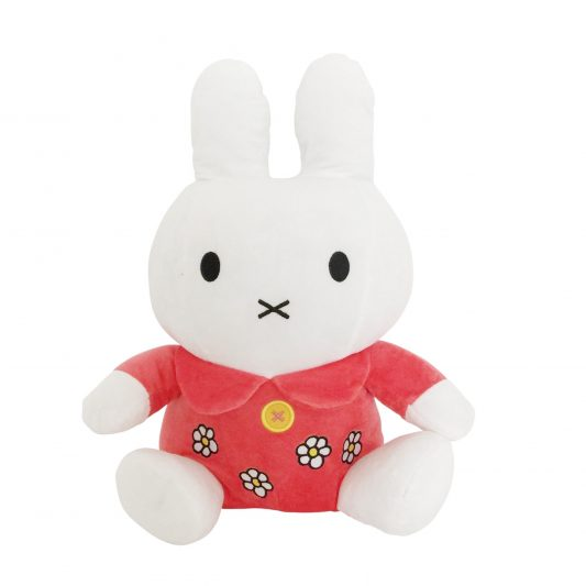 miffy doll coral
