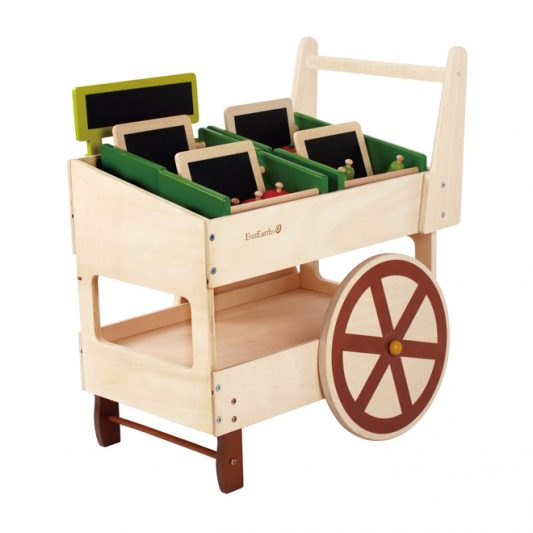 EVEREARTH-ORGANIC FRUIT& VEG CART