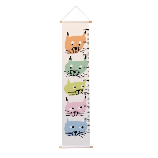 GUIMO_Five_Cats_Height_Chart