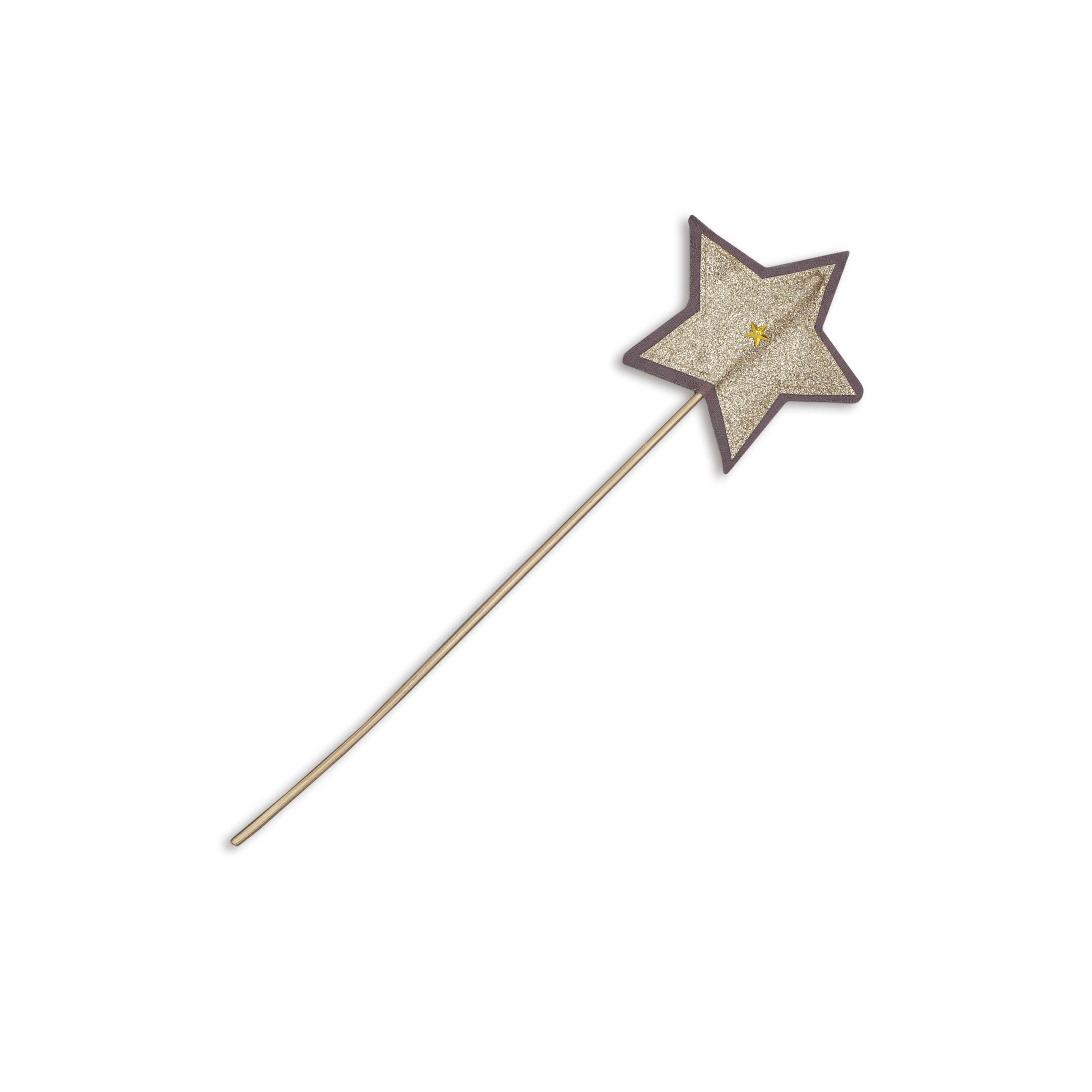 leo bella numero 74 glitter star wand gold lilac. Black Bedroom Furniture Sets. Home Design Ideas