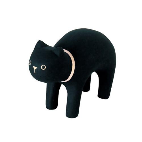 Pole Pole Black Cat