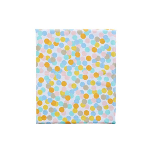 Sprinkle fitted sheet
