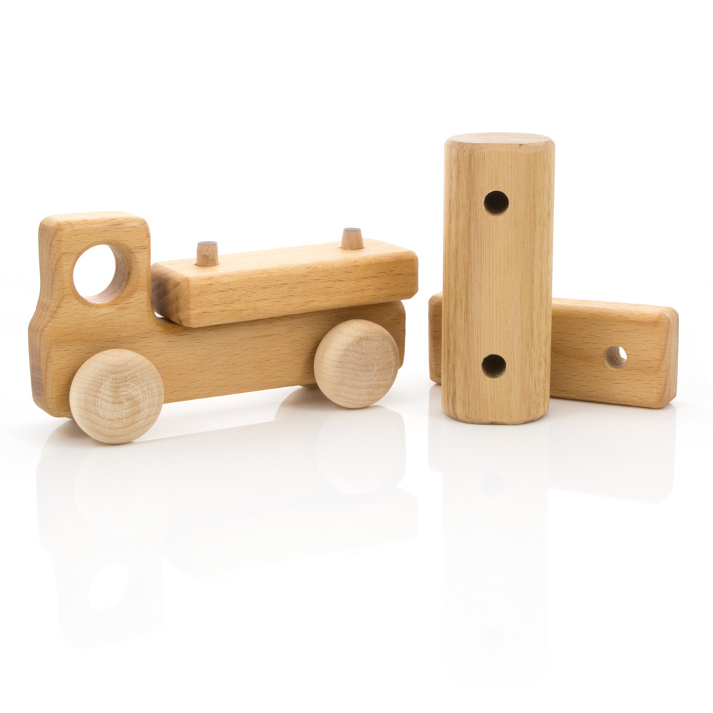 how to clean wooden toys