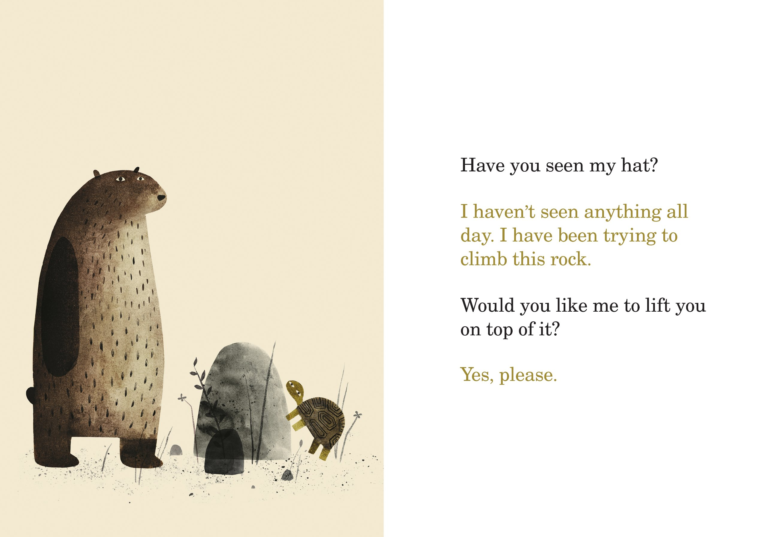 Leo Amp Bella I Want My Hat Back By Jon Klassen
