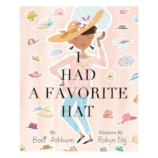 i-had-a-favorite-hat