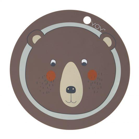 OYOY+PLACEMAT+-+BEAR