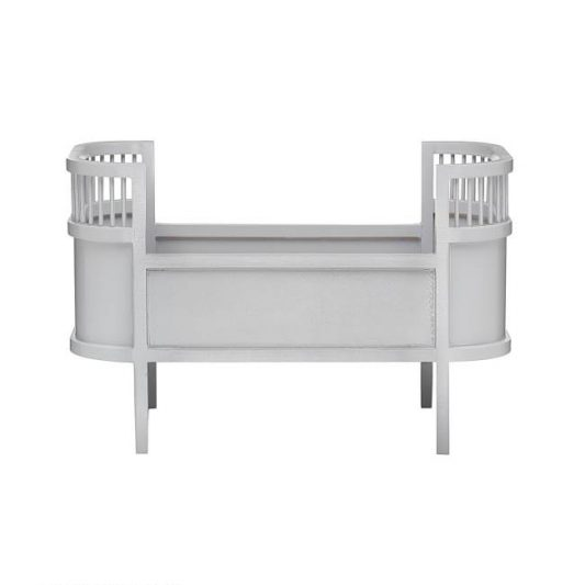 Smallstuff Doll Cot Grey