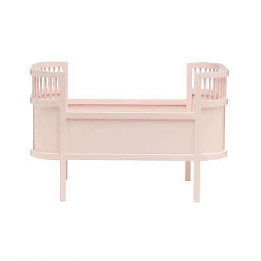 Smallstuff Doll Cot Rose