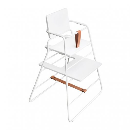 TOWER Chair White
