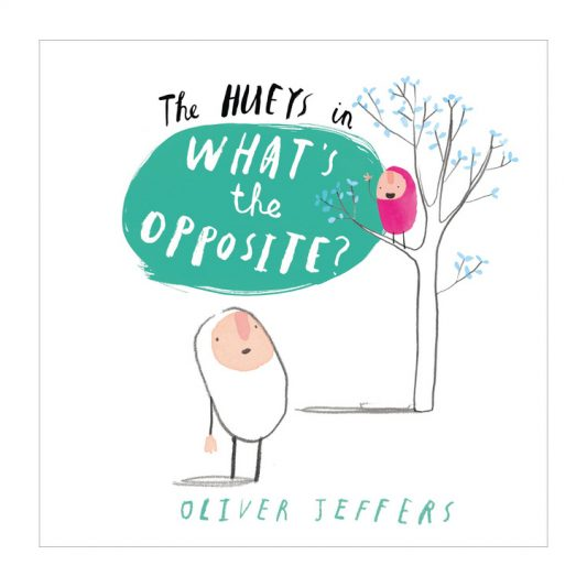 Whats the opposite Oliver jeffers