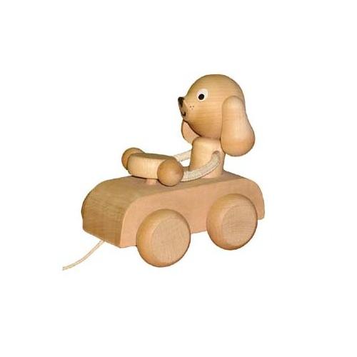 Wooden-toys-walker-Bobbing head car