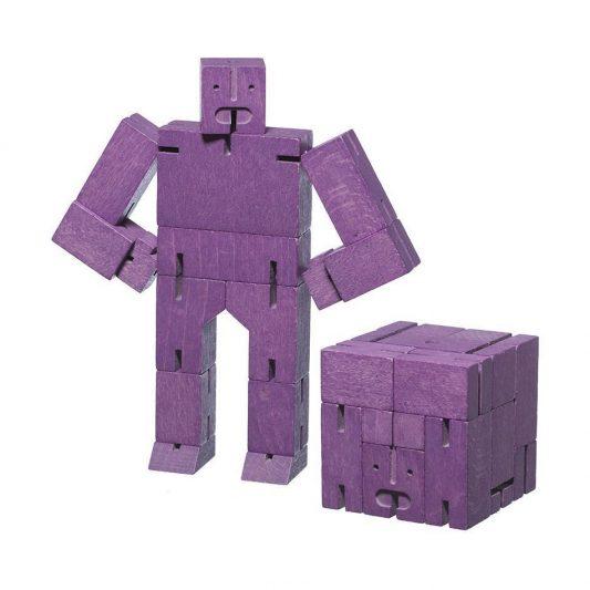 cubebot small purple