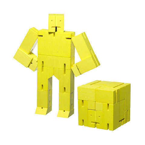 cubebot small yellow
