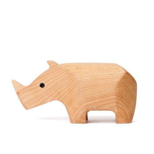 ANIMAL BOX RHINO