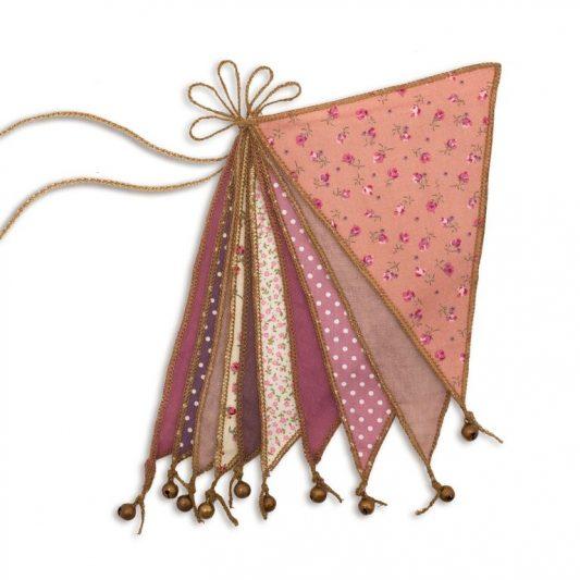garland mix pink