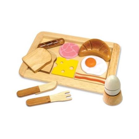 i'm toy breakfast set