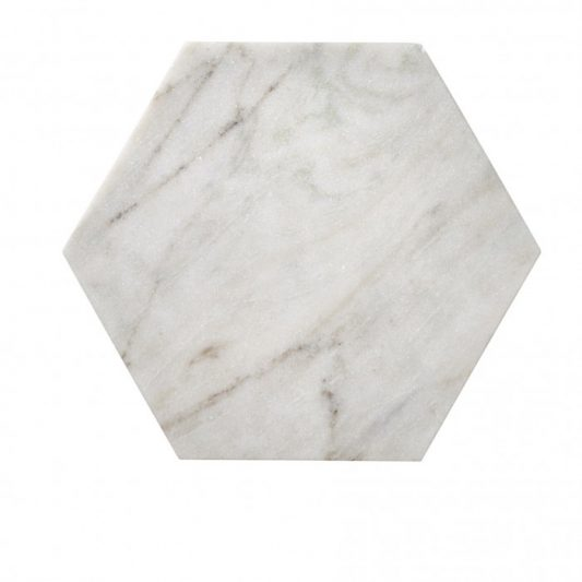 marble_tray_hexagon_40x40_designstuff_bloomingville