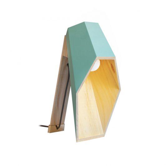 woodspot-lamp-green