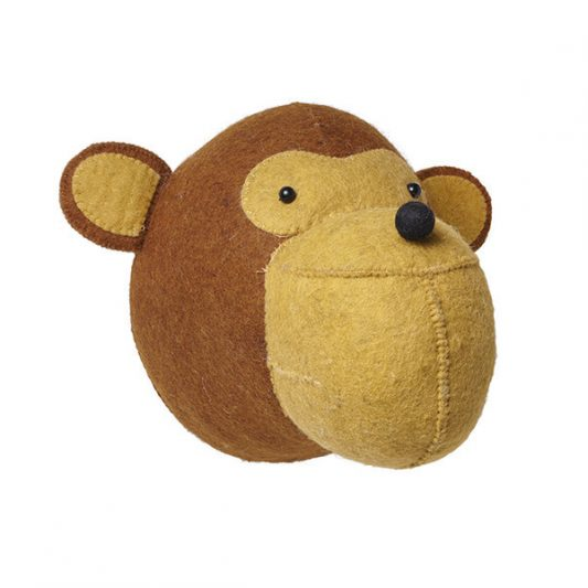 Fiona_walker_Monkey_Head_Wall_Decor
