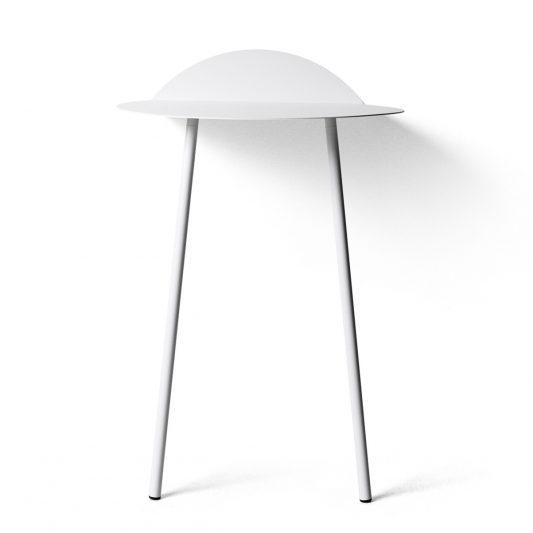 Menu-Yeh-Wall-Table-tall-white