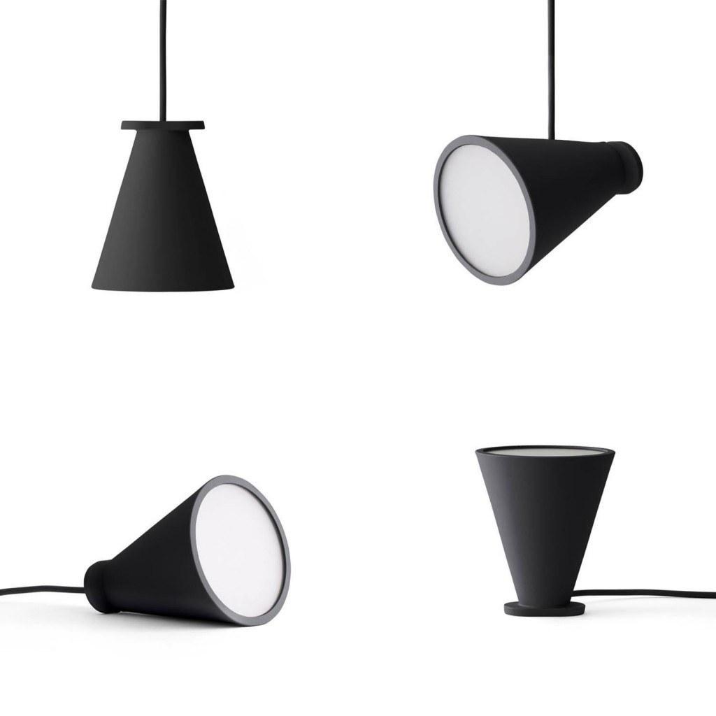 Leo Amp Bella Menu Lighting Bollard Lamp Black