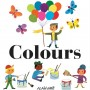 colours book alain gree