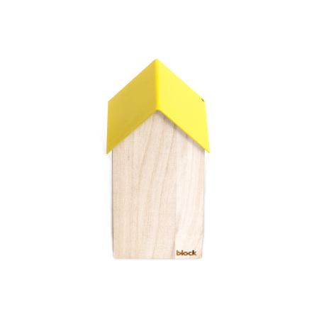 house storage yellow