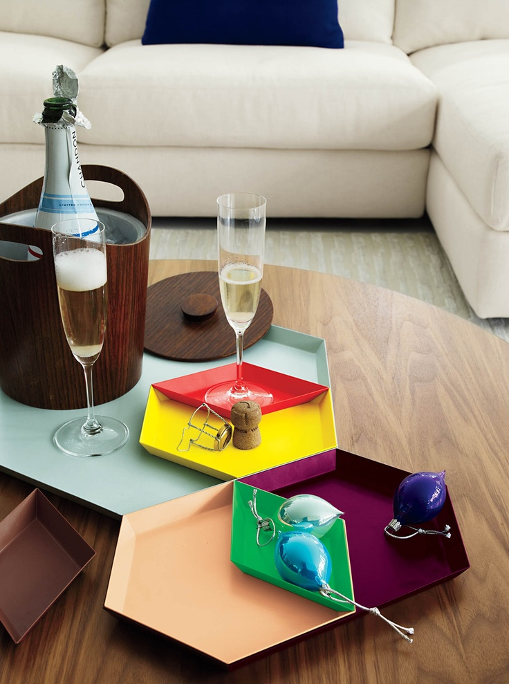 leo bella hay kaleido tray small apricot. Black Bedroom Furniture Sets. Home Design Ideas