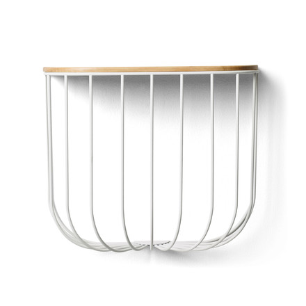 FUWL-Cage-Shelf-weiss-Front